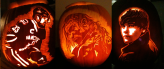 Detailed pumpkins