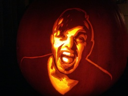 Rob Bailey Pumpkin